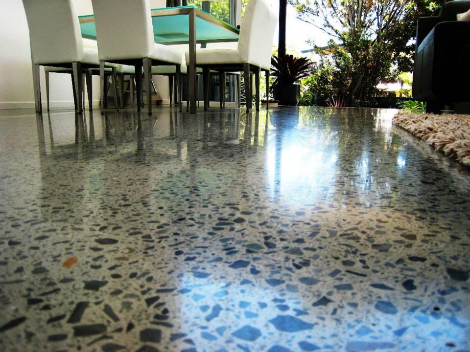 polished outdoor concrete coating ashburn va